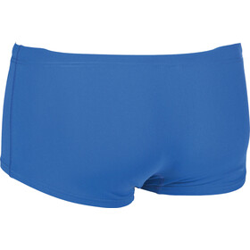 arena Solid Squared Shorts Herre royal/white
